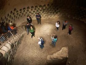 Maresha-Höhle (Foto: Amos Gil, Gan Shmuel)