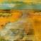 (Foto © Rachel Heller, Yellow landscape in transit)