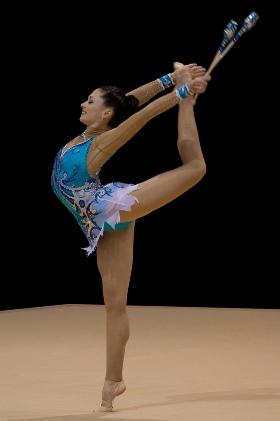 Israelische Gymnastinnen holen WM-Silber